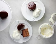 Individual Sachertortes - Food Tips