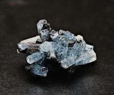 Aquamarine, Erongo, Namibia. 3cm Minerals, Rocks, David, Gems, Crystals, Photos, Pictures, Rhinestones, Jewels