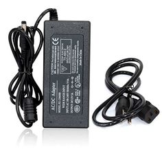 TMEZON 100V  240V To DC 12V 5A Switching Power Supply Adapter Plug Cord For DVR NVR Security Cameras System CCTV Accessories -- Read more reviews of the product by visiting the link on the image.