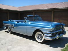 1958 Buick Special Convertible, Classic Collector, Custom, Restored