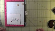 Creating an awesome border with M.I.S.T.I. (Most Incredible Stamp Tool Invented). mysweetpetunia.com