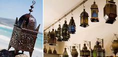 ohso Boho Lanterns