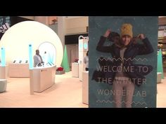 Google launched Winter Wonderlab, a Pop-Up set up to engage their customers into trying out their new range of products in the United States.