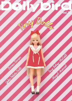 Dolly bird vol.22 Tiny Dolls / Doll magazine / from Japan in Books, Magazine Back Issues | eBay