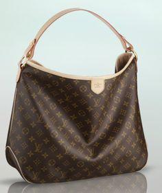 My Louis Vuitton Delightful MM handbag