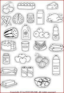 Resultado de imagen para el plato del buen comer para niños de preescolar para … - オーラルケアに関するすべて - Everything About Oral Care English Resources, English Activities, English Lessons, Preschool Activities, Nutrition Activities, Teaching Spanish, Teaching English, Teaching Kids, Teaching Resources