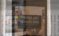 Digital Divide, Stadtplanung und normale Menschheit in L.A. Miranda July, Paper, City