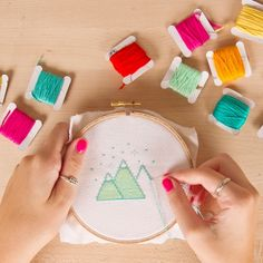 Get Skilled: Cross Stitch Basics + Amazing Inspiration and Projects to Make! by Kollabora | Blog post | Kollabora