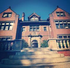 Mellon Center #ChathamU #Shadyside #Mellon