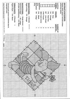 Piglet's Patchwork2 Chart