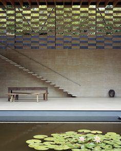 Lotus House in Japan by Kengo Kuma