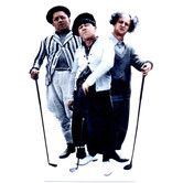Found it at Wayfair - Three Stooges - Golf Life-Size Cardboard Stand-Up