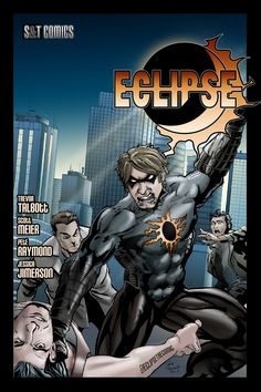 Promo image for the Eclipse comic! http://www.kickstarter.com/projects/eclipsethecomic/eclipse-the-comic