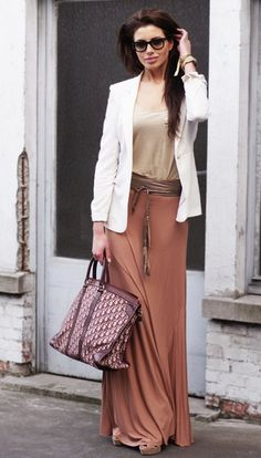 pictures of long skirts | long skirt outfits | Play With Fashion