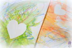 Malen mit Kleinkindern - meine Tipps und Ideen - Lila wie Liebe