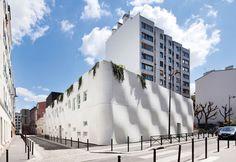ECDM Architectes --> Crèche Rue Pierre Budin