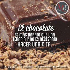 Frase de chocolate