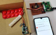Testing IOT based Medicine Reminder System with Email Alert Iot Projects, Fire Alarm System, Print Box, Arduino, Medicine, Medical