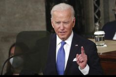 US President Joe Biden has set a new vaccination goal to deliver at least one shot to 70 per cent of adult Americans by July 4 as he tackles the vexing problem of winning over the 'doubters' and those unmotivated to get inoculated. World Watch, Lgbt Rights, Get Shot, News India, Us Presidents, Joe Biden, July 4th, American, Goal