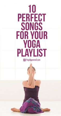 Building a yoga playlist is no joke. You can't just throw random songs together and expect the class - or your personal yoga practice - to…