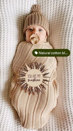 Muslin Blankets, Baby Nest, Minky Baby Blanket, Baby Girl Names, You Are My Sunshine, Baby Shower Games, Baby Love, Crochet Hats, Children