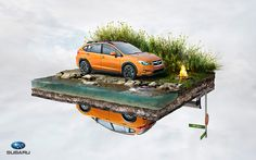 Subaru XV 'City vs Country' main image