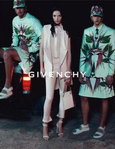 Givenchy, Spring 2012