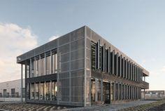 sec.architecten / projecten / utiliteitsbouw