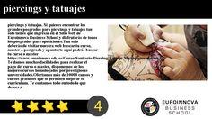 piercings y tatuajes - piercings y tatuajes. Si quieres encontrar los grandes posgrados para piercings y tatuajes tan solo tienes que ingresar en el Sitio web de Euroinnova Business School y disfrutarás de todos los posgrados para oposiciones.    Tan solo deberás de visitar nuestra web buscar tu curso master o postgrado y apuntarte aquí podrás buscar tu curso o master https://www.euroinnova.edu.es/Curso-Sanitario-Piercing-Tatuaje-Micropigmentacion.     Te damos muchas facilidades para…