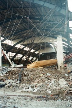#Supersam w zaawansowanym stadium rozbiórki. #Katowice #silesia