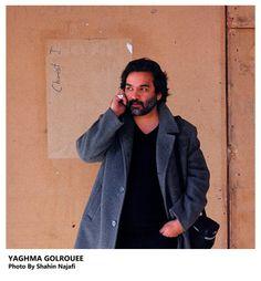 Yaghma Golrouee - photo by Shahin Najafi