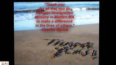 Refugee Immigration Ministry Receive Tribute & Free Discount Cards by Charles Myrick, via YouTube.