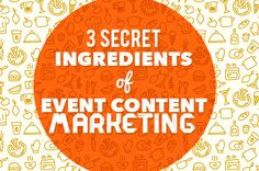 Here is what you need to know about event content marketing. Content is a great way to engage with a large, diverse audience and build relationships.