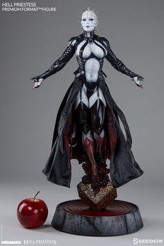 BLOG DOS BRINQUEDOS: Hell Priestess Premium Format