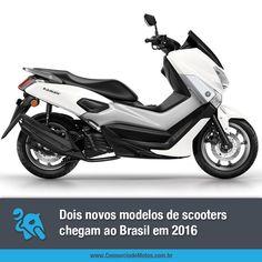 Esses lançamentos provam como o segmento dos scooters ganharam força no Brasil e cada vez mais conquistam os consumidores que estão em busca de agilidade e economia.  Veja na matéria: https://www.consorciodemotos.com.br/noticias/dois-novos-scooters-chegam-brasil-em-2016?idcampanha=288&utm_source=Pinterest&utm_medium=Perfil&utm_campaign=redessociais