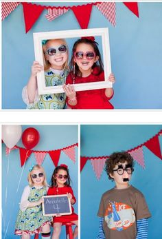 Paso paso que me caso: Photocall y photo booth
