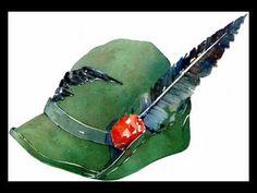Sul Cappello (Originale con Testo) - luciano tajoli con il coro idica di...