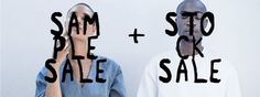 Nobody Has To Know stock and sample sale -- Amsterdam -- 24/03-25/03