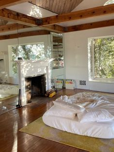 Dream Home Design, My Dream Home, Home Living Room, Living Spaces, Dream Apartment, Aesthetic Bedroom, Dream Rooms, House Rooms, Home Decor Inspiration