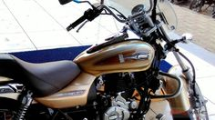 Bajaj Avenger 220 Cruise launched in new colour - BikeWale News