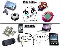 The Meh generation