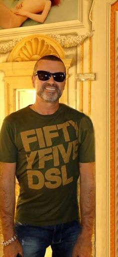 please do not be dsl just keep up the awesomeness that'll do fine GEORGE MICHAEL still so hot!