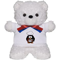 Teddy Bear White Little Round Penguin - BBQ Grill King >>> See this great product.