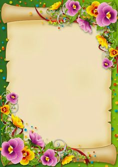 Pansy paper     :)
