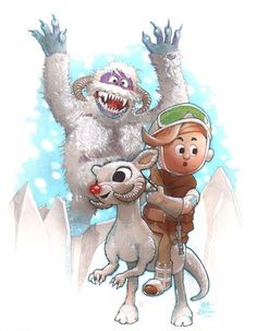 Skywalker just wanted to be a Dentist, and Rudolph's about to get gutted.