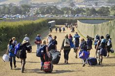 Festivals seeking summer staff