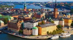 Vistas deslumbrantes de diversas cidades do Mundo