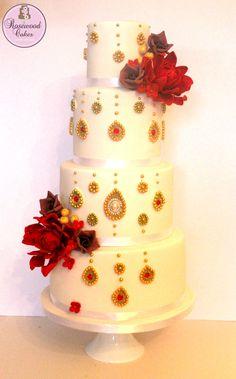 Rosewood Cakes at www.theglasgowgirlsweddingguide.com