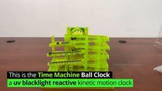 The Time Machine, Digital Clocks, Geek Stuff, Geeks, Gadgets, Gift Ideas, Geek Things, Geek, Gadget
