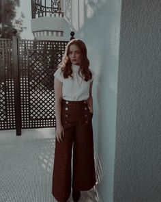 Sadie Sink for Halloween Horror Nights 2018 The Americans, Blue Bloods, Sadie Sink, Stranger Things Netflix, Millie Bobby Brown, Zendaya Coleman, Pretty People, Fashion Outfits, Fashion Trends